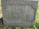 Merle Davis