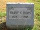 Harry Clifford Davis