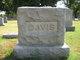 Laura <I>Williams</I> Davis
