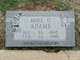 Janie O. Adams
