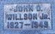 John Davidson Willson, Jr