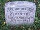 Clothilde <I>Bailiff</I> Buchenberger