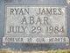 Ryan James Abar