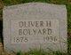 Profile photo:  Oliver H. Bolyard