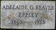 Profile photo:  Adelaide Grace <I>Beaver</I> Eppley