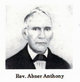 Profile photo: Rev Abner Anthony