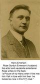 Harry R Emerson