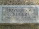 Raymond V. Ruger