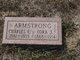 Lora Jane <I>Massey</I> Armstrong