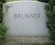 Profile photo:  Anna Pauline <I>Miller</I> Brunner