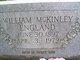 Profile photo:  William McKinley England