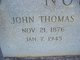 John Thomas Norvell