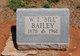 W. T. Bailey
