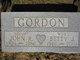 """John Ross """"Scoop"""" Gordon"""