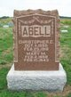 Profile photo:  Mary Matilda <I>Chanley</I> Abell