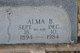 Alma B. <I>Birck</I> Ahrens