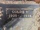 Goldie M <I>Atkinson</I> Bumpus