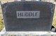 Profile photo:  Ada Eleanora Brown <I>Horne</I> Huddle