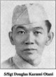 "Profile photo: Sgt Douglas Kazumi ""Toni"" Otani"
