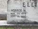 Monroe M. Ellison