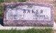 Elizabeth E. <I>Eimen</I> Baker