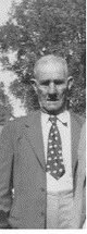 "Profile photo:  August Emil ""Gust"" (Jonsson) Johnson"