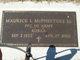 Maurice L. McPheeters, Sr