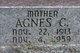 Agnes C. <I>Roznowski</I> Allen