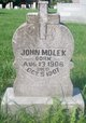 Profile photo:  John Molek