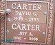 Joy Ann <I>Beith</I> Carter