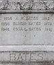 Profile photo:  A. M. Bates