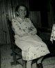 "Florence Edith ""Mama Shorty"" <I>Halbrooks</I> Rodgers"