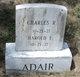 Charles Raymond Adair