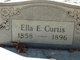 Ella Elizabeth <I>Smith</I> Curtis
