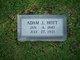Profile photo:  Adam J. Hott