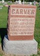 Mary Jane <I>Watson</I> Carver