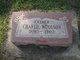 "Profile photo:  Charles Monroe ""Charlie"" Woolson"