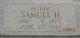 "Samuel Hezekiah ""Sam"" McPherson"