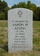 Profile photo: Col Aaron M. Austin