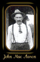 Profile photo:  John Mac Aaron