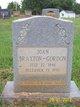 Joan Magdalene <I>Preston</I> Gordon