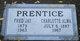"""Fred Jay """"Jay"""" Prentice"""