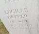 Ona Lucille <I>Driver</I> Townsend