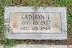 kathryn R Estes