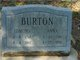 Profile photo:  Anna <I>Severs</I> Burton