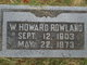 Profile photo:  W Howard Rowland