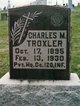 "Charles Michael ""Carl"" Troxler"