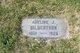 Profile photo:  Adeline Jane <I>Nelson</I> Gilbertson