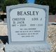Profile photo:  Chester D. Jack Beasley