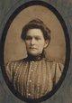 "Profile photo:  Sarah Ann ""Sallie"" <I>Walters</I> Clements"